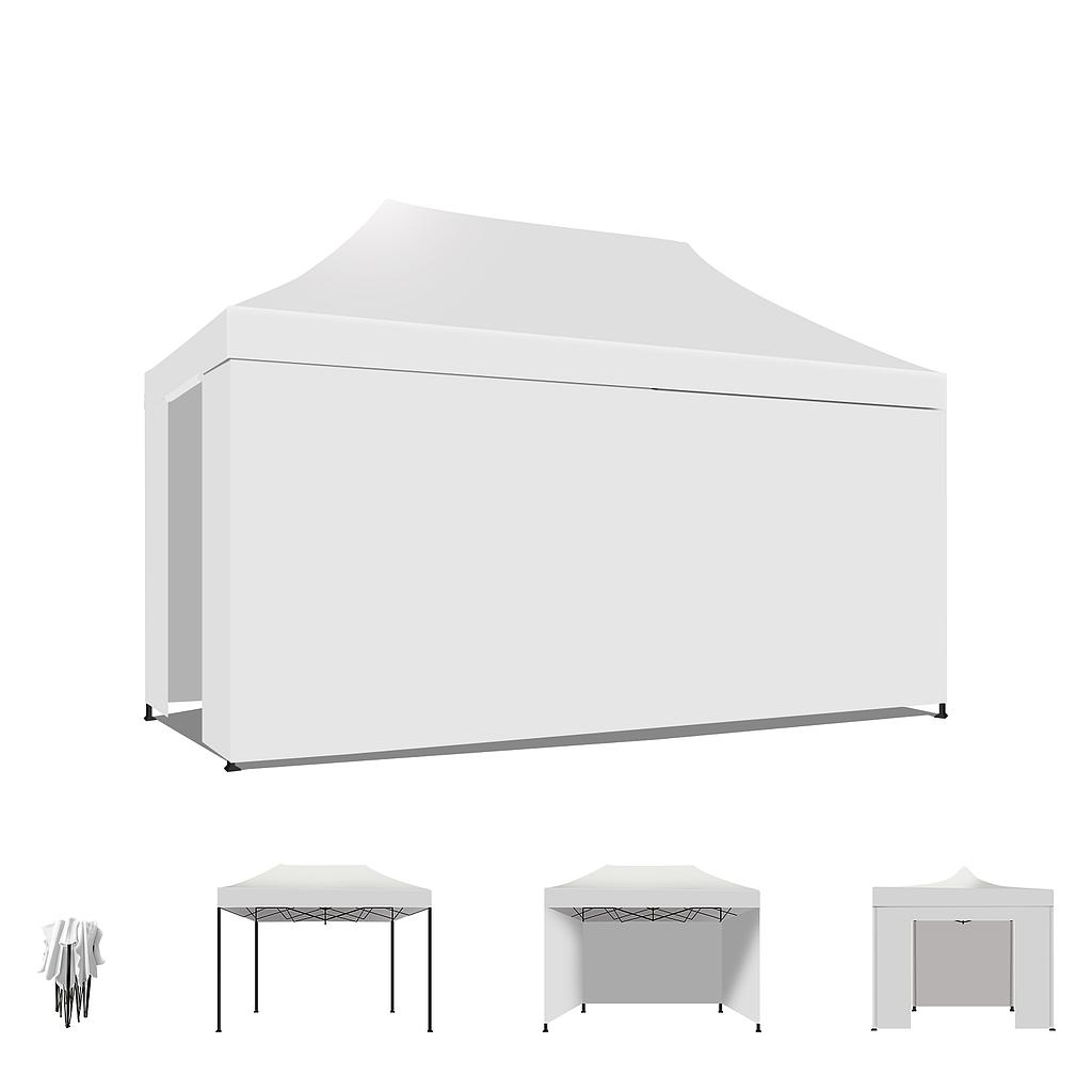 Gazebo Per Feste Ed Eventi 3x4 5 Mt Con Laterali Franchinishop
